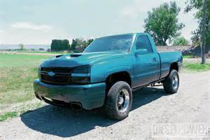 2006 chevrolet silverado 2500 front view photo 35