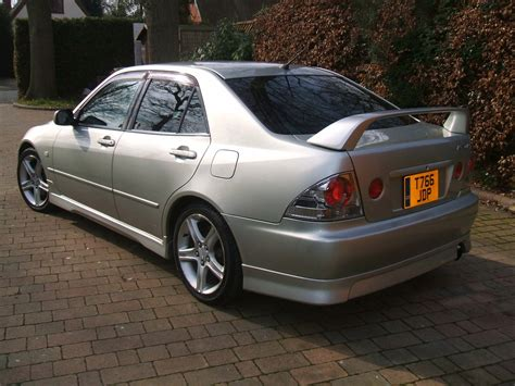 toyota altezza rs200 my perfect toyota altezza rs200 3dtuning probably the