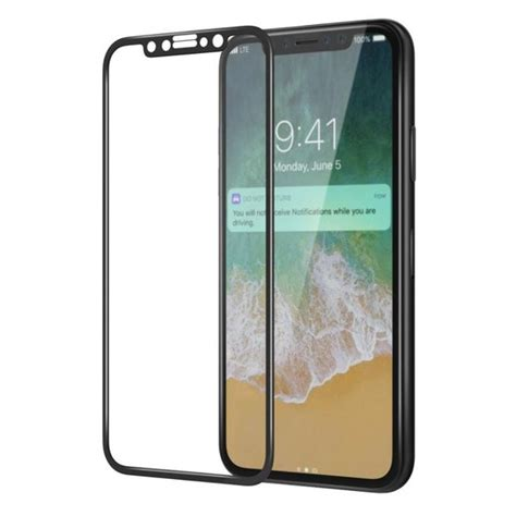 Tempered Fiber Glass For Iphone 11 bakeey 3d soft edge carbon fiber tempered glass screen protector for iphone x alex nld