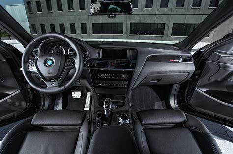 Bmw X4 Interior Photos by Bmw X4 Xdrive35d Tuning Kit Announced By Lightweight