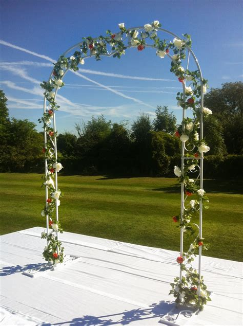 Wedding Arch Frame Uk wedding arch beyond expectations weddings events