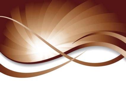 wallpaper vektor warna coklat coklat dinamis garis vektor latar belakang vector latar