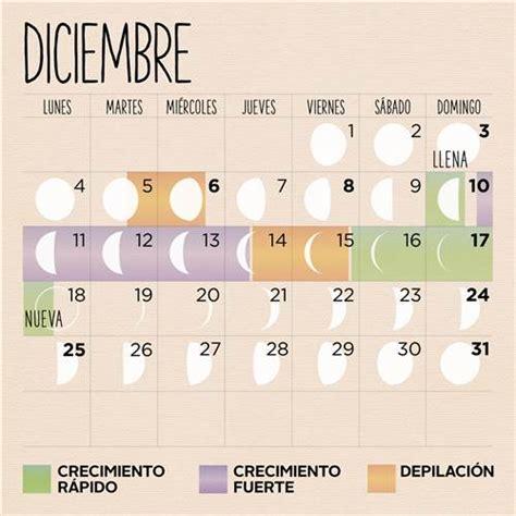 Calendario De Creciente Calendario Lunar 2017 Corte De Pelo Siembra Y Depilaci 243 N