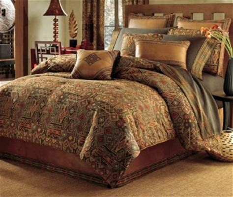 southwestern style comforter sets new croscill home yosemite comforter set king southwestern