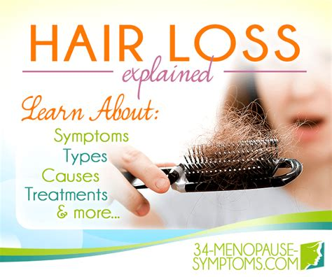 Can Showers Cause Hair Loss by About Hair Loss Symptom During Menopause 34 Menopause