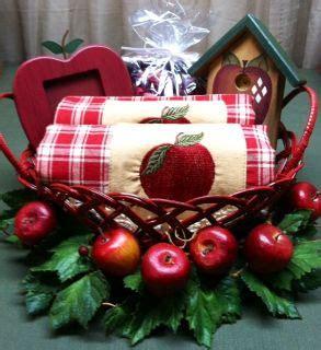 Kitchen Apples Home Decor by Decorative Wire Basket Storage On Popscreen