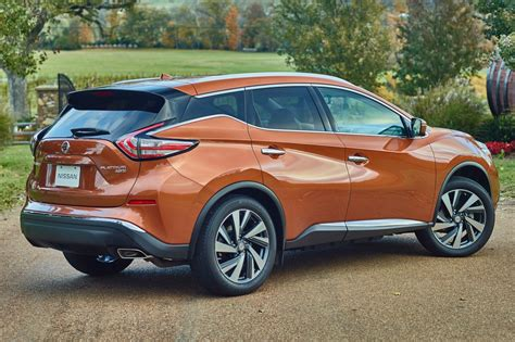 nissan suv 2016 used 2016 nissan murano for sale pricing features
