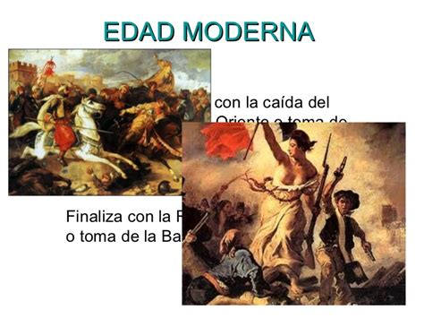 la era moderna edad moderna