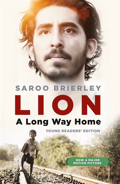 saroo brierley a long way home lion a long way home young readers edition by saroo