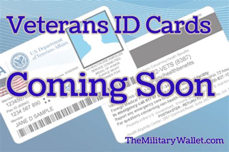 veterans administration business card template new federal veterans id card now available for issue in 2017