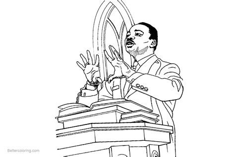 martin luther king jr coloring sheets martin luther king jr day coloring sheets free printable