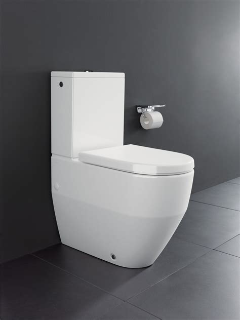 laufen pro  fully btw closed coupled wc pan