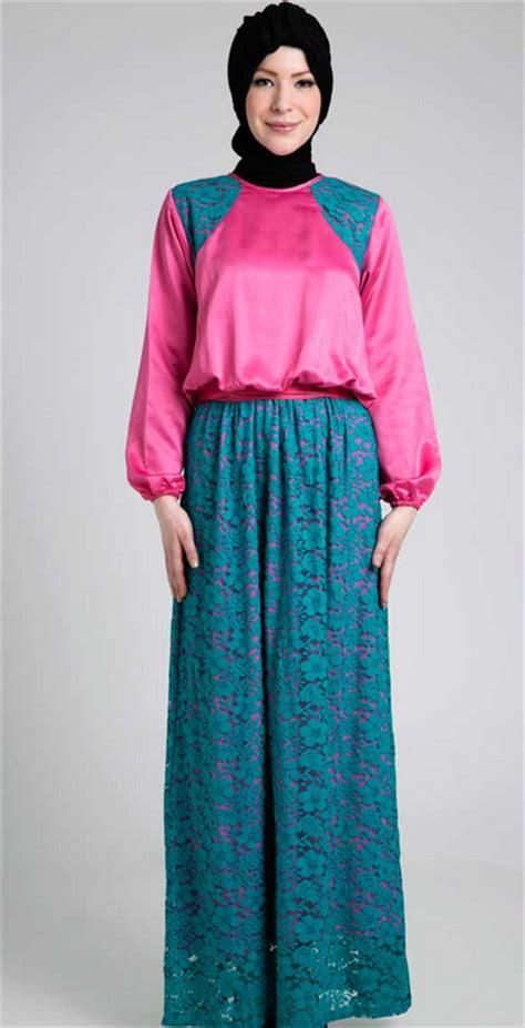 Baju Levis Untuk Perempuan gambar model baju muslim gamis untuk orang gemuk