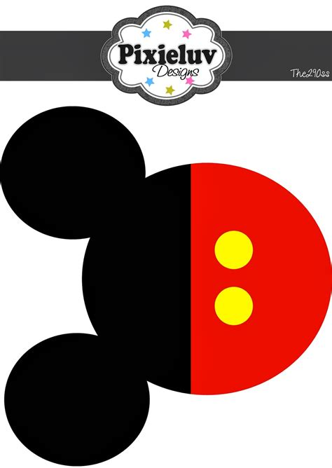 Mickey Mouse Printables Free - mickey free printable quot happy birthday quot banners oh my