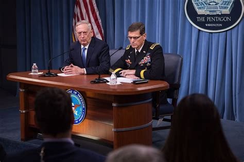 Book Review In Aprons By Alex Mattis by Mattis And Centcom Commander Weigh In On Syria Strike Sofrep