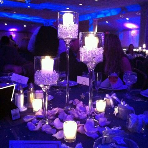 28 best colored water event wedding decor images on