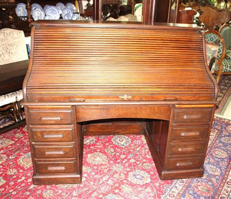Used Roll Top Desk by Used Oak Roll Top Desk For Sale 263 Ads In Us