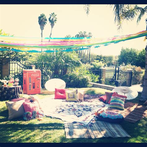 Coachella themed bridal shower CHIC TO CHIC WEDDINGS www