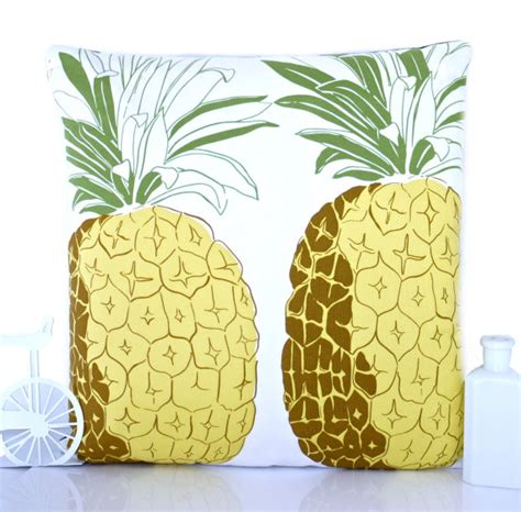 Pineapple Pillows by Items Similar To Pineapple Cushion Cover Pineapple Pillow