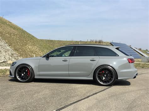 nardo grey nardo grey audi rs6 by tw car design