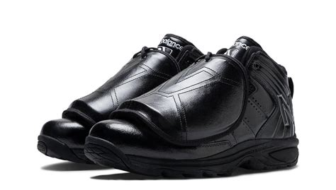 umpire plate shoes pkwgyaek uk new balance all black mlb umpire plate shoes