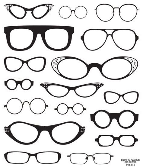 can draw vintage eyeglasses products