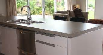 Kitchen Benchtop Concrete Polished Floor Polished Concrete For Kitchen