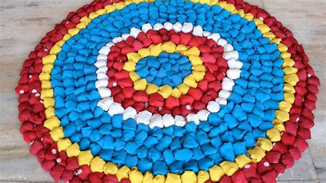 easy  fast doormat making  home    doormat