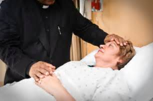 The anointing of the sick is the sacrament given to seriously ill
