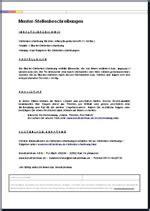Kostenlose Vorlage Stellenbeschreibung Stellenbeschreibung F 252 R Leiter Vertrieb Oder Leiterin Vertrieb Als Word Vorlage