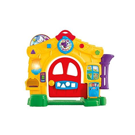 fisher price laugh learn learning home hardware building