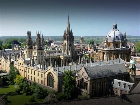 Of Oxford by Oxford