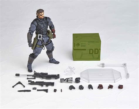mgs 5 figures check out this metal gear solid 5 figure with its