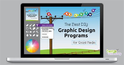home graphic design programs the best diy graphic design programs for social media