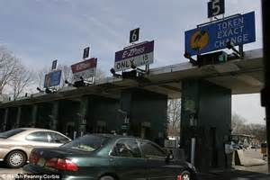 Garden State Parkway Toll by Toll Taker Told Not To Say God Bless You Daily Mail