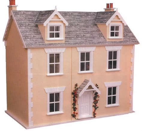 victorian wooden dolls house river cottage 12th scale victorian style dolls house dhw036 hobbies