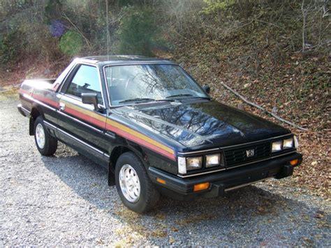 automotive air conditioning repair 1984 subaru brat regenerative braking 1984 subaru brat gl 4x4 sport classic subaru other 1984 for sale