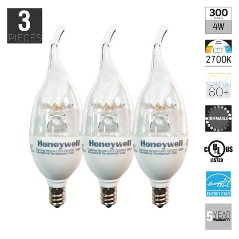 3 Philips 40w B11 Candelabra Led Light Bulbs Best Price led bulbs 40w equivalent great value led dimmable