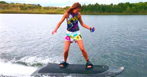wakeboard without boat radinn electric board wakeboarding without a boat