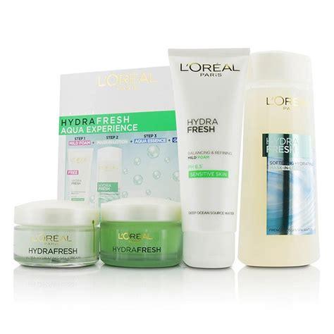 L Oreal Hydrafresh Gel l oreal hydrafresh aqua experience mask in lotion 200ml