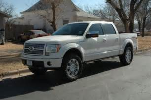 Replacement Tires For Ford F 150 Platinum White 2010 F150 Ford F150 Forum Community Of Ford