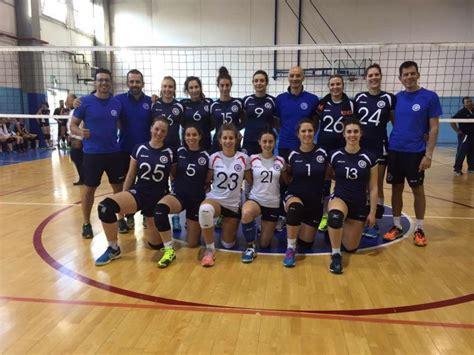 ct porto san giorgio san marino pallavolo la nazionale femminile seconda a