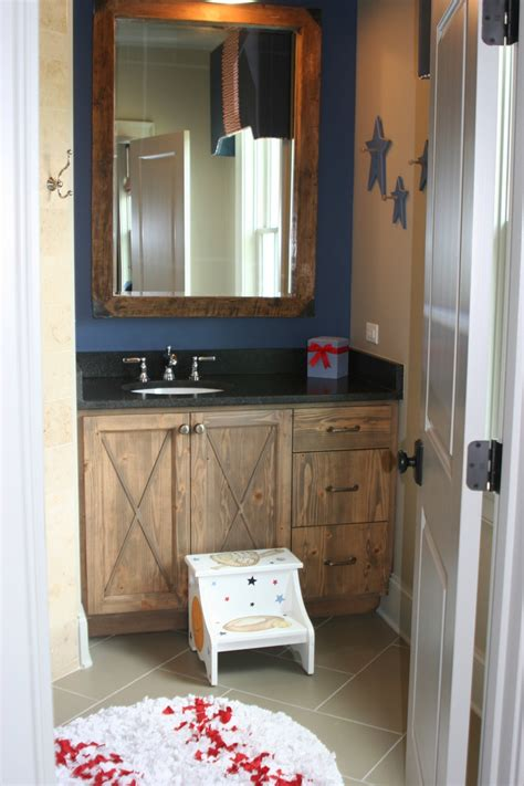 Sports Themed Bathroom » Home Design 2017