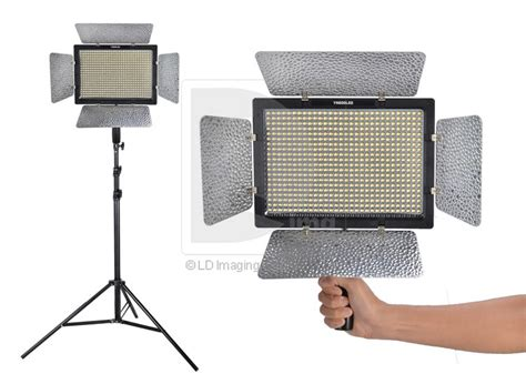 Yongnuo Yn 600 Yongnuo Yn 600l Led Light For Dslr S Camcorders