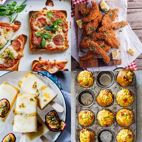easy after school snack recipes simply delicious