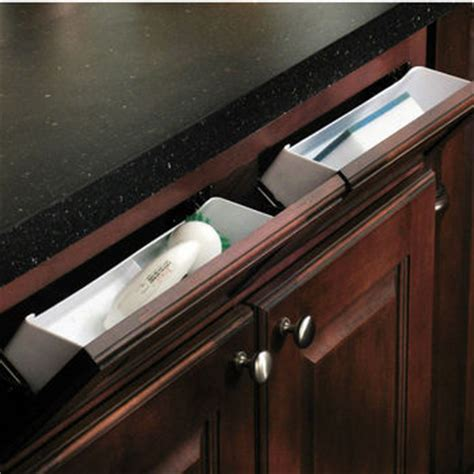 tilt out tray home hafele front tip out tray set for kitchen or vanity