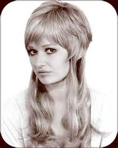 feather cut 60 s hairstyles big thing 1970s and feathers on pinterest