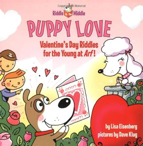 valentines riddles for puppy valentines day riddles riddle books for