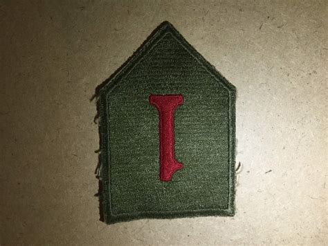 Us Patch New need help new us patches are they genuine ww2