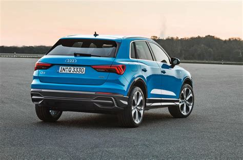audi q3 new model 2018 new 2018 audi q3 volvo xc40 rival launched autocar